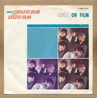 "7"" Single, Duran Duran - Girls On Film - Disco & Pop"