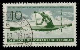 DDR 1961 Nr 839 Gestempelt X8DC0E2 - Gebraucht