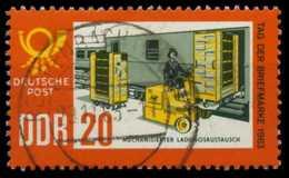 DDR 1963 Nr 999 Zentrisch Gestempelt X8EB2D6 - Gebraucht