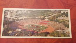 "TASHKENT ""PAKHTAKOR""  Stadium -stade - Aerial View. 1983 - Long Format - Stadien"