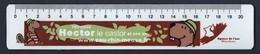 -074-  AGENCE EAU RHIN MEUSE : HECTOR LE CASTOR - MARQUE PAGE PLASTIFIE - Bookmarks