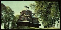 Lutowiska  -  Bieszczady  -  Cerkiew Drwniana  -  Ansichtskarte Ca.1970  (12994) - Poland