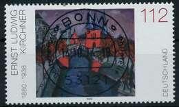 BRD 2002 Nr 2279 Zentrisch Gestempelt X84D352 - [7] República Federal