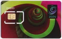 MALAWI GSM (SIM) CARD ZAIN MINT UNUSED - Malawi