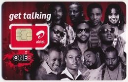 MALAWI GSM (SIM) CARD AIRTEL MINT UNUSED - Malawi