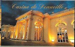 Boite D'allumettes-Casino De DEAUVILLE--TBE - Matchboxes