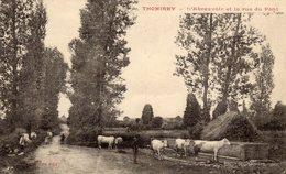 THOMIREY (Côte D'or 21 ) Carte Non écrite Village Rare -50hab! - Autres Communes