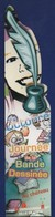 -086-  JOURNEE DE LA BANDE DESSINEE TRETS * BD - ENCRIER - PLUME * - MARQUE PAGE DETOURE - Bookmarks