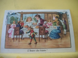 B14 2818 CPSM PM 1949 - MARIAGE - L'HEURE DES TOASTS ! - 1900-1949