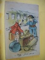 B14 2782 CPSM PM 1941 - VOYEZ, J' NAI QUE CA !... PAR LEVASSEUR - Levasseur, Roger