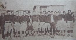 OYONNAX (AIN) C.S. OYONNAX- RUGBY - PHOTO DE JOURNAL- LE NOUVELLISTE 05/11/1932. - Rhône-Alpes