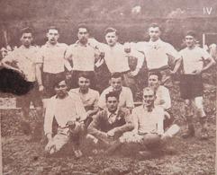 NANTUA (AIN) U.S. NANTUA- FOOTBALL - PHOTO DE JOURNAL- LE NOUVELLISTE 05/11/1932. - Rhône-Alpes