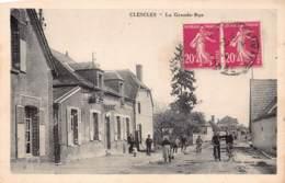 51 - MARNE - CLESLES - 10083 - Grande Rue - France