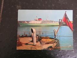 """CALAIS (Pas De Calais) - Le Nouveau Ferry-boat Calais-Douvres """"Free Enterprise"""" - Calais"""