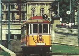 TRAM * NOSTALGIA TRAMWAY * RAIL * RAILWAY * RAILROAD * SCHLICK * BKV * BUDAPEST * Top Card 0084 1 * Hungary - Tramways