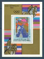 Mauritania - 1980 - ( 22nd Summer Olympic Games, Moscow ) - MNH (**) - Mauritania (1960-...)