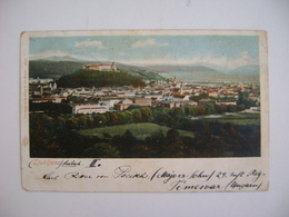 SLOVENIA - POST CARD FROM LAIBACH / LJUBLJANA SHIPPED TO LISBOA (PORTUGAL) IN 1902 IN THE STATE - Slovenia