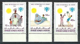 Mauritania - 1979 - ( International Year Of The Child ) - MNH (**) - Mauritania (1960-...)