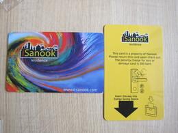 I Sanook Residence Thailand - Hotelkarten