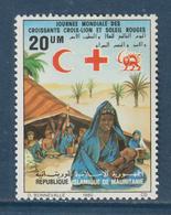 Mauritania - 1980 - ( World Red Cross Day ) - MNH (**) - Mauritania (1960-...)