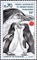 TAAF Poste N** Yv: 81/82 Faune - Terres Australes Et Antarctiques Françaises (TAAF)