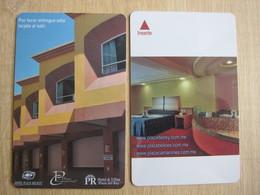Hotel Plaza Bel Rey, Mexico - Hotelkarten