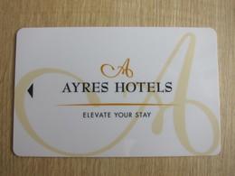 Ayres Hotels - Hotelkarten