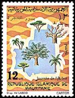 Mauritania - 1980 - ( Arbor Day ) - MNH (**) - Mauritania (1960-...)