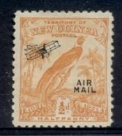New Guinea 1931 Bird Of Paradise Dated 0.5d - Papua-Neuguinea