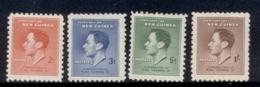 New Guinea 1937 Coronation MLH - Papua-Neuguinea