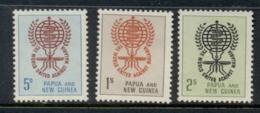 PNG 1962 WHO Anti Malaria MLH - Papua-Neuguinea