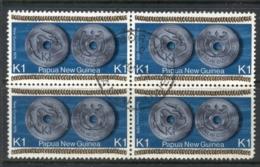 PNG 1975 New Coinage 1k Blk4 FU - Papua-Neuguinea