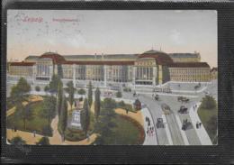 AK 0499  Leipzig - Hauptbahnhof Um 1920 - Leipzig