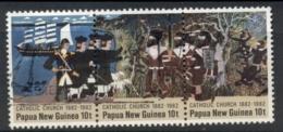 PNG 1982 Catholic Church FU - Papua-Neuguinea