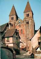 Conques En Rouergue Eglise Sainte Foy       CPM Ou CPSM - France