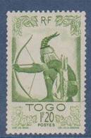 TOGO           N°  YVERT  : 241    NEUF AVEC  CHARNIERES      ( Charn   3/03  ) - Togo (1914-1960)