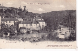 85 - Vendée - Les Zais Pres MORTAGNE Sur SEVRE - Mortagne Sur Sevre