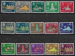 1958 Antillas Holandesas Islas Flamencos 15v. - West Indies