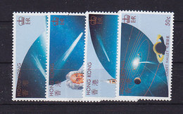 Hong-Kong Nr.478-481 ** - 1997-... Sonderverwaltungszone Der China
