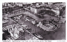 ROTTERDAM - Jachthaven Met Roei - En Zeilvereenging De Maas - Rotterdam