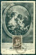 FRANCE Carte Maximum N°446  Musée Postal Ob Paris Affr Avion  6.7.1939 (1er Jour) Ref Yvert  Cote 75€  TB Rare - Maximum Cards