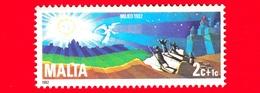 Nuovo - MNH - MALTA - 1982 - Natale - Angelo Che Appare A Pastori - Christmas - Milied - 2 C + 1 C - Malta