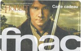 @+ Carte Cadeau - Gift Card : FNAC : HOBBIT - Frankreich
