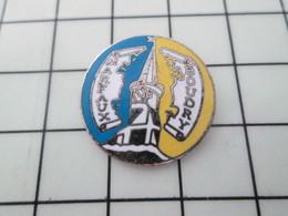 516A Pin's Pins / Beau Et Rare / THEME : VILLES / MARFAUX BOUDRY CLOCHER - Villes