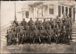 ! Ostende, Oostende, Foto, Photo, Westflandern, 1. Weltkrieg, 1914, Feldpostkarte, Moorslede, Militaria - Oostende