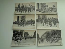 Beau Lot De 20 Cartes Postales De France  Paris  Fêtes De La Victoire    Mooi Lot Van 20 Postkaarten  Frankrijk  Parijs - Postcards