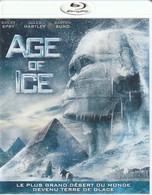 Blu Ray DVD AGE OF ICE - Ciencia Ficción Y Fantasía