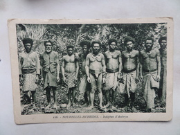 """Nouvelles -Hébrides  CPA N° 116  """"Indigènes D'Ambrym"""" Non Circulée - Vanuatu"""