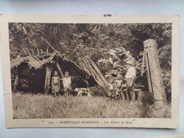 "Nouvelles -Hébrides  CPA N° 113  ""Les Tabous De Rano"" Non Circulée - Vanuatu"