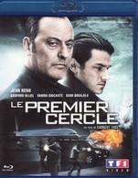 Blu Ray DVD Le Premier Cercle Avec Jean Reno - Policiers